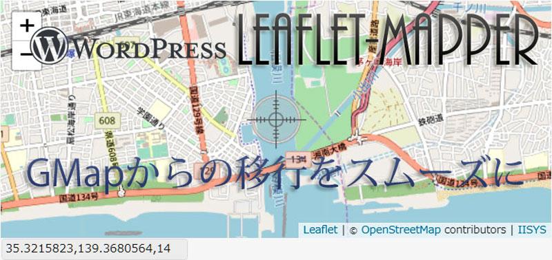 Leaflet-Mapper